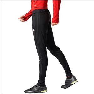 Adidas Tiro 17 Black Climacool Joggers Pants
